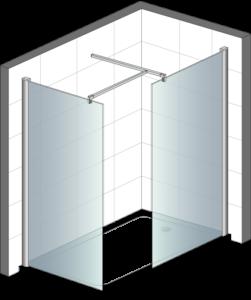 Walk-In-Dusche