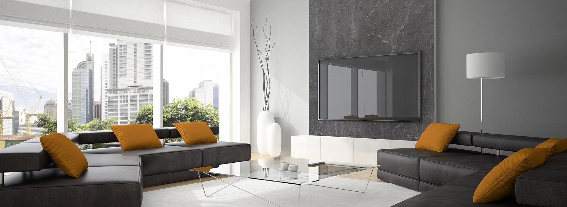 Duschrückwände-Wandplatten-Wohnzimmer