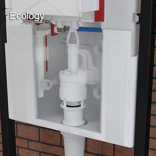 Ecology-Vorwandinstallationssysteme
