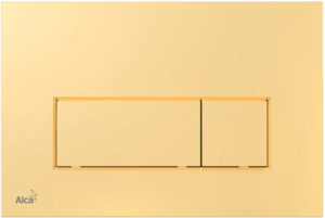 Betätigungsplatte-gold