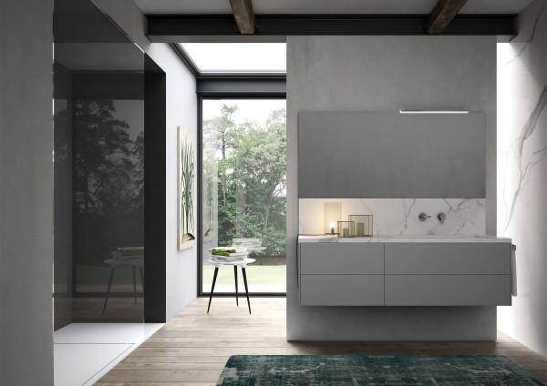Sense Ideagroup Badezimmereinrichtung_Badmöbel Set - moderne Badezimmermöbel