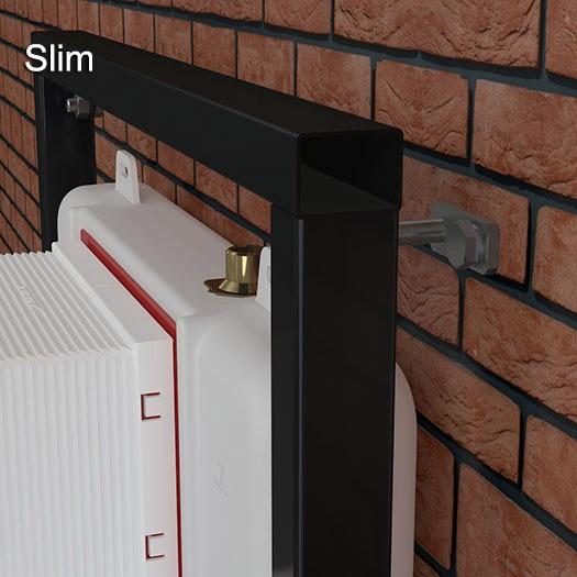 Vorwandinstallationssysteme-Slim