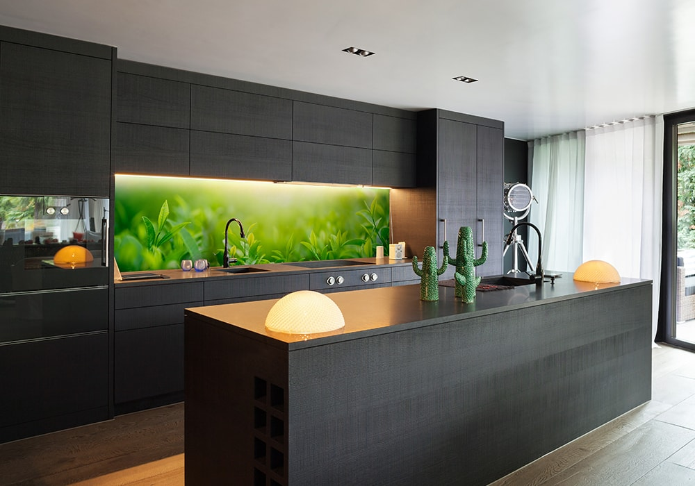 Wandverkleidung Küchenrückwände Wandgestaltung Wandplatten